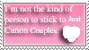 Not just Canon stamp by Miho-Nosaka-stamps