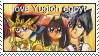Yugioh Egypt Stamp by Miho-Nosaka-stamps
