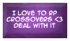 I RP Crossovers Stamp by Miho-Nosaka-stamps