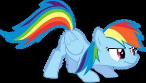 Rainbow Dash by DrFluttershy