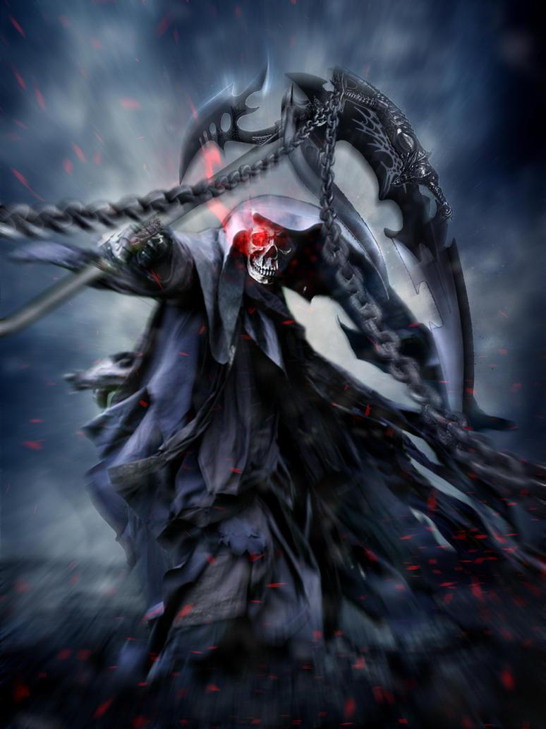 death the reaper by aichan3 on deviantart