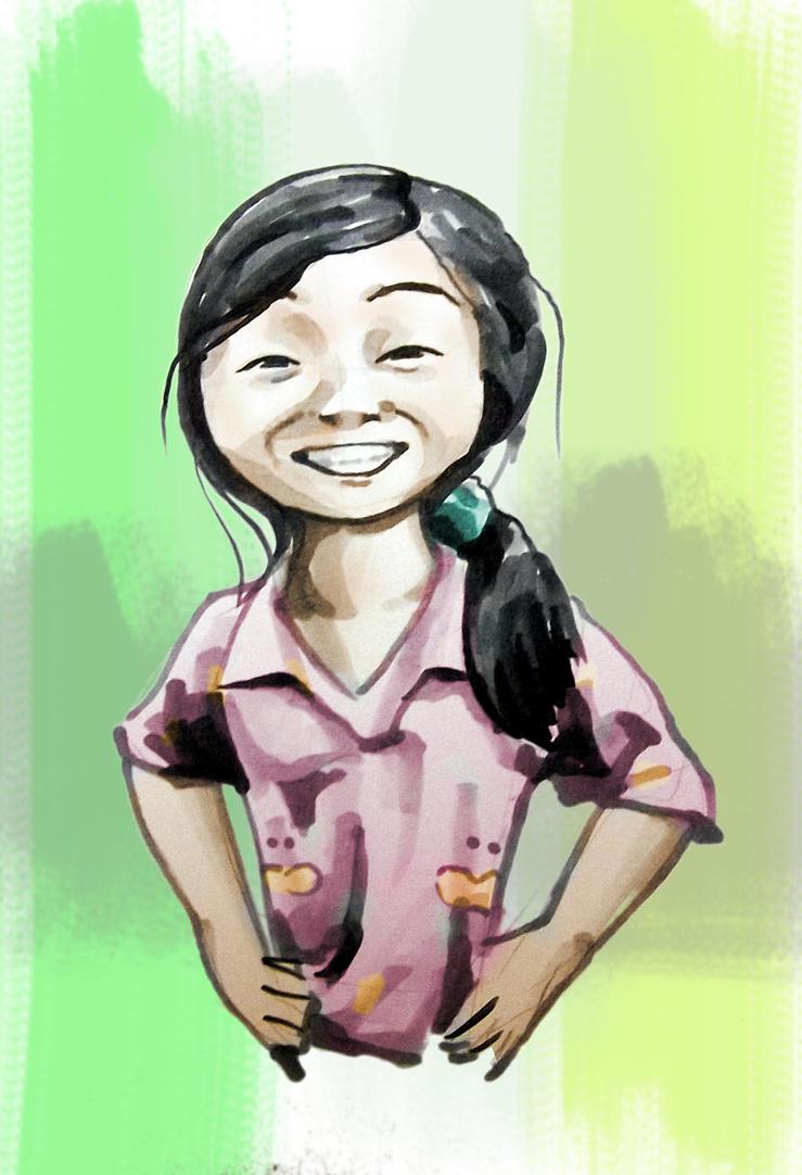 Proud Girl by OshunHoneyComic