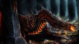 The Hobbit - Smaug