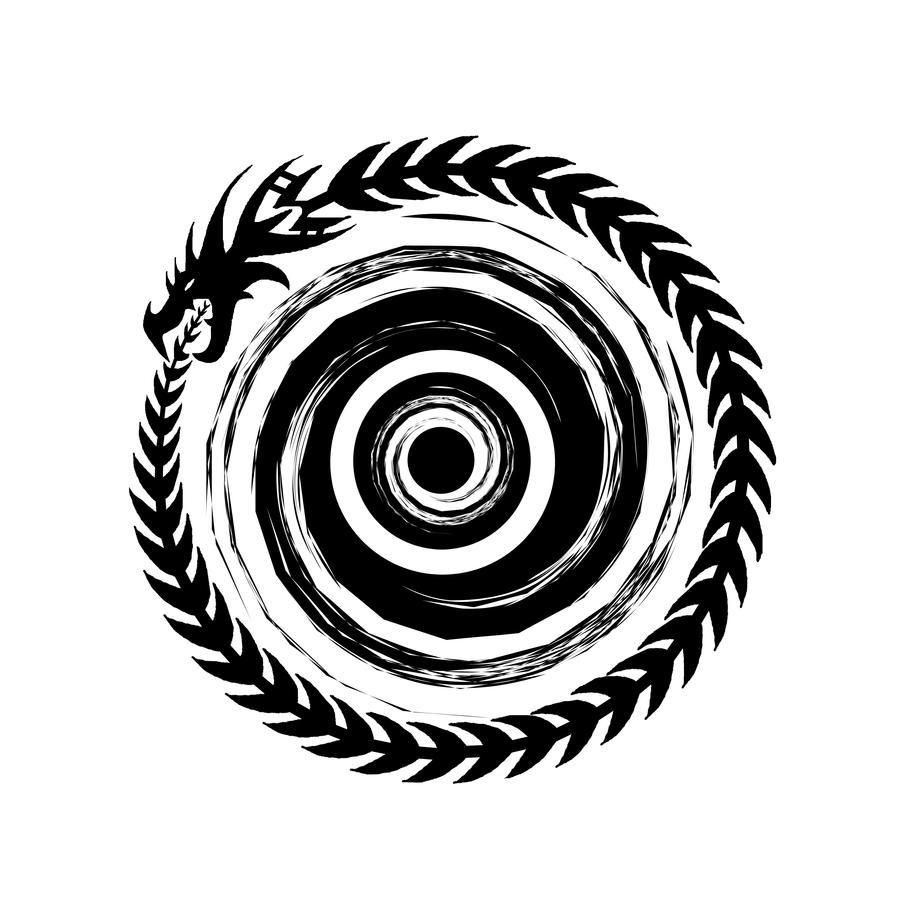 Ouroboros By Hyliian On Deviantart
