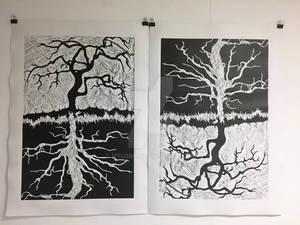 Sintra-cut Trees