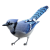 Blue Jay-Bird icon by RedqueenAllison