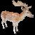 Deer icon.5 by RedqueenAllison