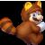 Tanooki Mario icon