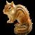 Chipmunk icon by RedqueenAllison