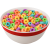 Bowl of Froot Loops icon