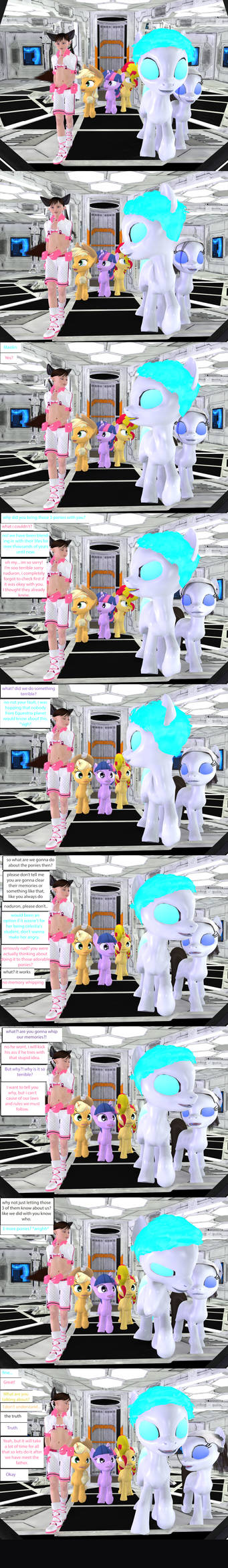 My Little Pony - TAEE (Page 071)[3D Comic]