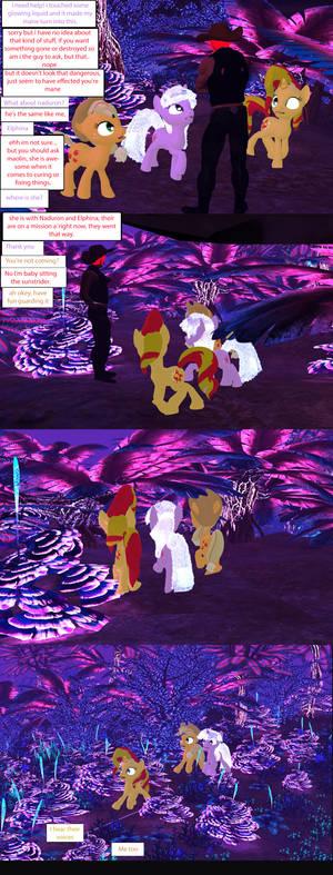 My Little Pony - Alien Planet Glise 15 [Poser]