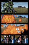 Sequential Page Comic Num 6