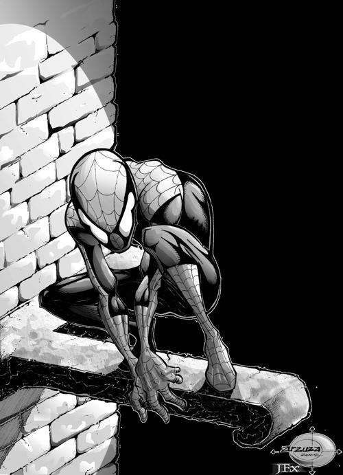 Part 14 / 10 Spider_by_Arzuza