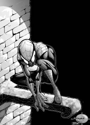 Spiderman by Arzuza