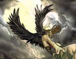Falling away - Angel or devil