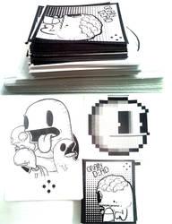 Over 300 sticker :O by zero-Xclothing