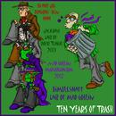 Ten Years Down the Drain by MadGoblin