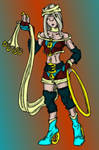 Ajnir, Golden Ringer