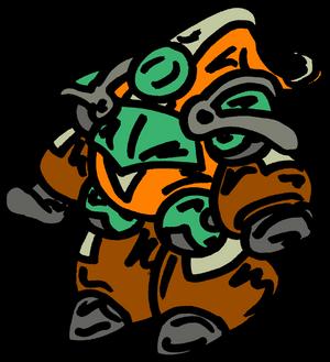 War Relic: Whisp Wizard
