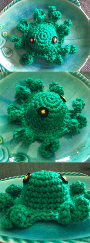 Button Eyed Octopus