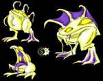 Shadow Aura: Marsh Mouth