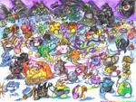 Siege on Rainbow Resort