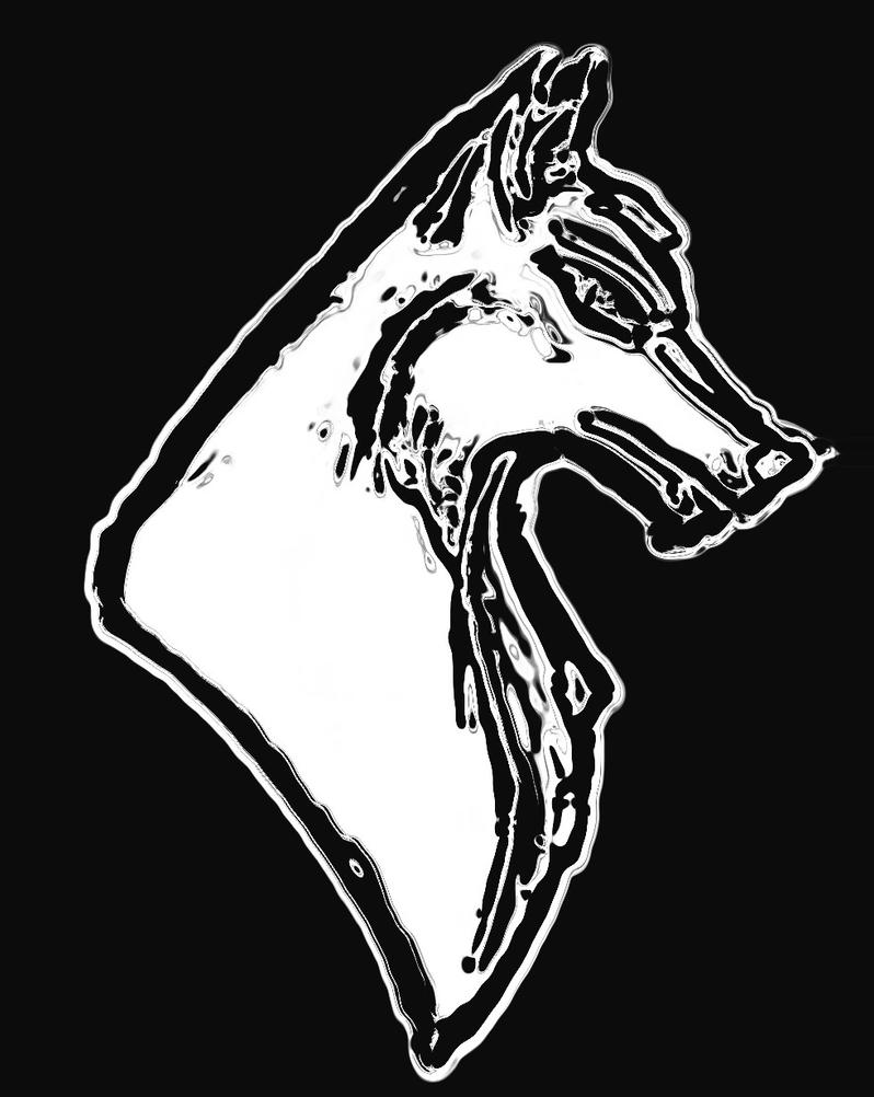 Metalic Wolf by MarissaWalker