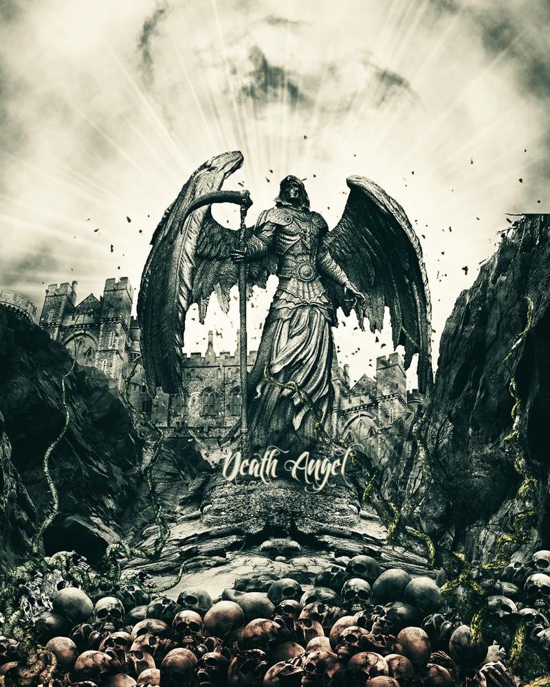 Angel of Death by JaguarProd