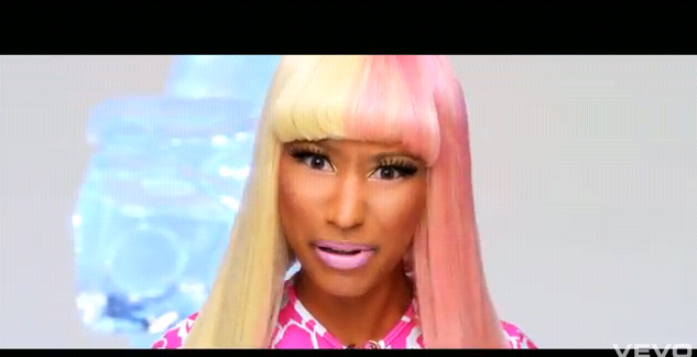 Nicki Minaj Funny Face Lugia Hollow