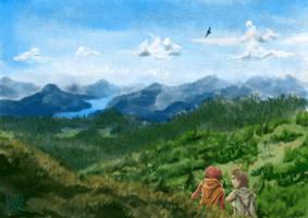 August 23 Adventure by Lumenox