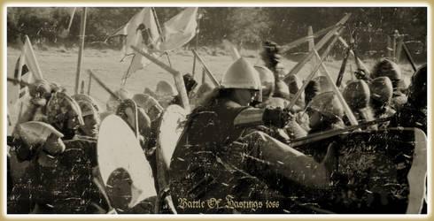 Battle Of Hastings 1066 by mkurcz