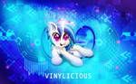 Vinylicious Wallpaper Edit
