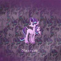 Oleander Glimmer by Sol-R