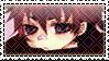 Peacemaker Kurogane Stamp: Shinpachi by MilanorSilverWolf
