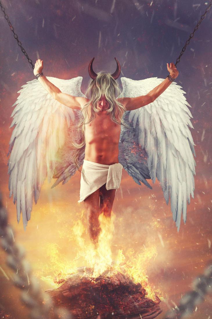 Lucifer by 3omarEbrahim