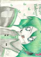 Miku Hatsune by nekokitty54321