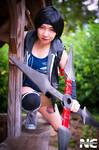 Yuffie Final Fantasy  7 Cosplay