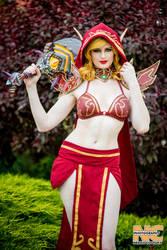 World of Warcraft Blood Elf by Sayakat Cosplay by neekocosplay