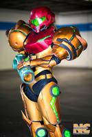 Metroid Samus Aran Cosplay by neekocosplay