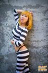 Hana Cosplay of Prison School