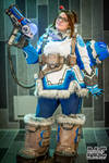 Overwatch Mei Cosplay by Failena Cosplay