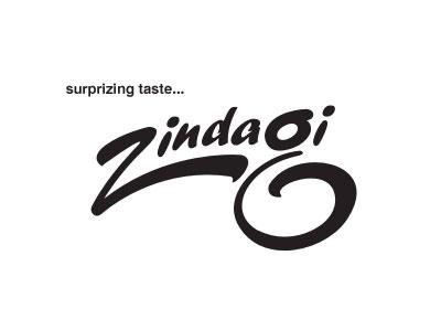 Zindagi Tea logo by khawarbilal