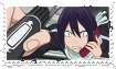 Look a made a Yato stamp friends by Chloroplasticc