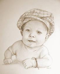 Theo portrait