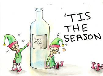 Holiday 'Spirits' by Cra-ZShaker