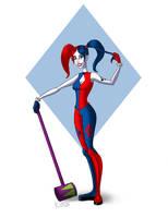 Harley Quinn-redesign