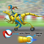 Dino Racer by Cra-ZShaker