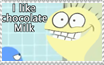 I like Chocolate Milk stamp by Yunyin