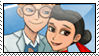 Frannelious Stamp by Yunyin